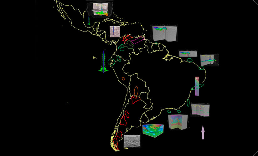 Map of Mexico seen on the Geosis Data and Geosis Cloud tool